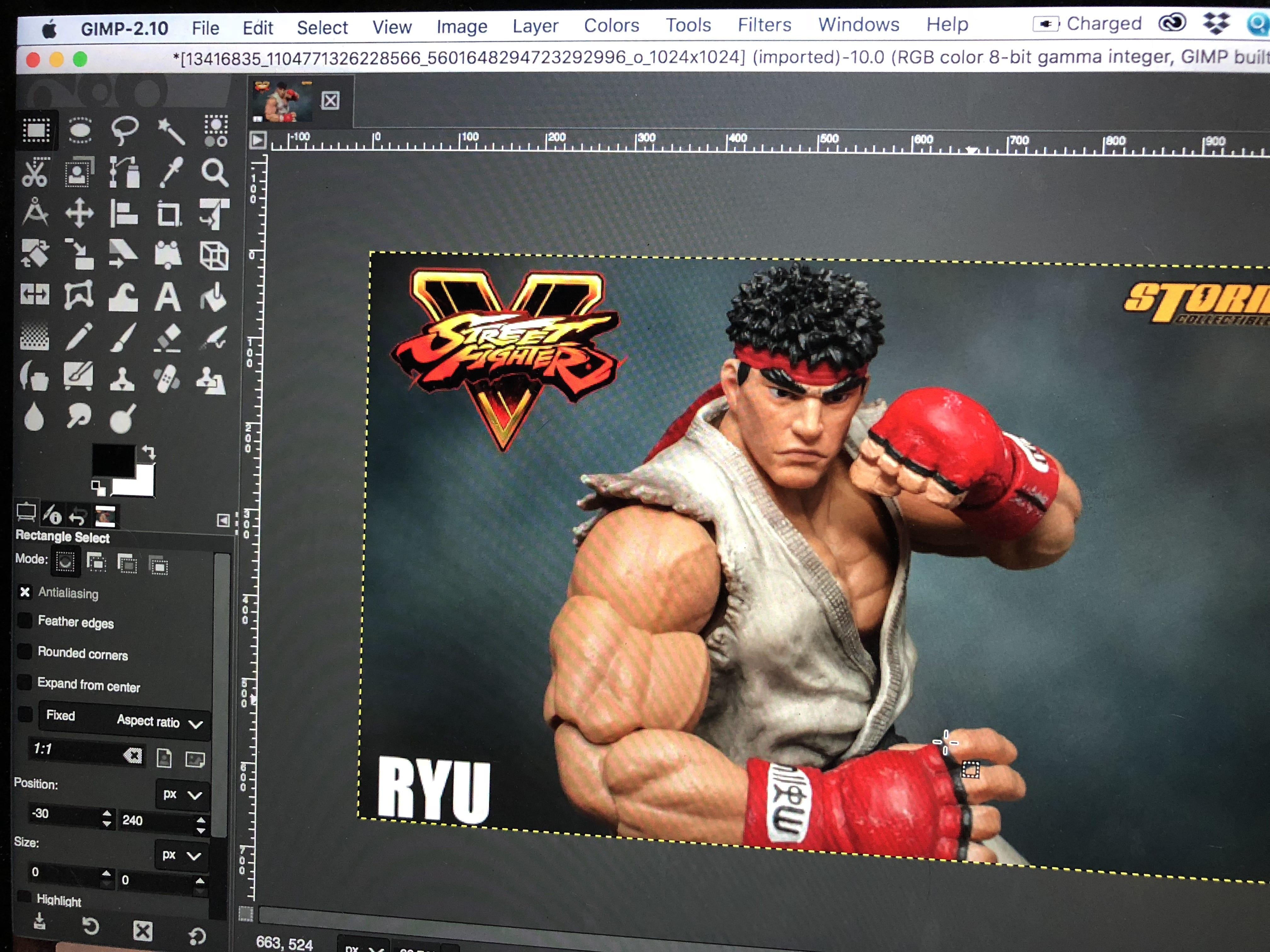 ลองเล่น GIMP แทน Photoshop 1