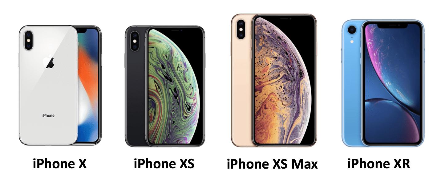 iPhone Xs/iPhone Xs Max/iPhone XR vs iPhone X อัพเกรดอะไรกันตรงไหน ยังไง? 1