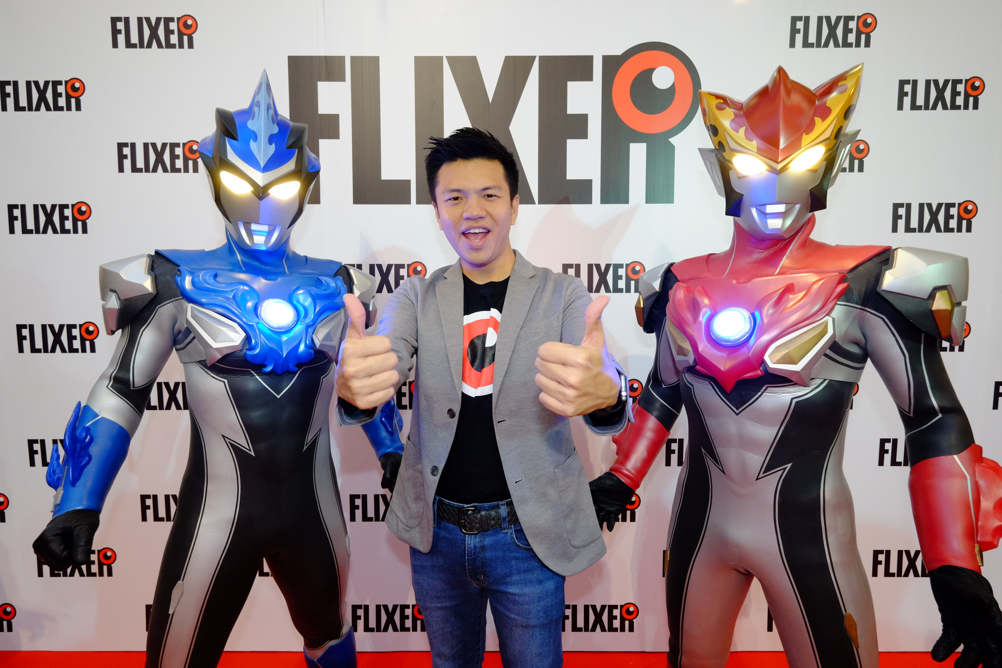 FLIXER แอปรวม บันเทิงญี่ปุ่น สุดมันส์!! ดูไม่อั้น 24 ชม. 1