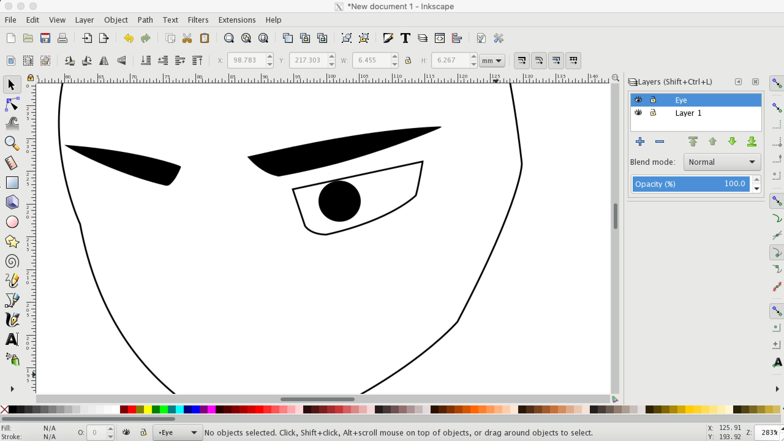 Inkscape แทน Adobe Illustrator ... พอไหวไหม? 1
