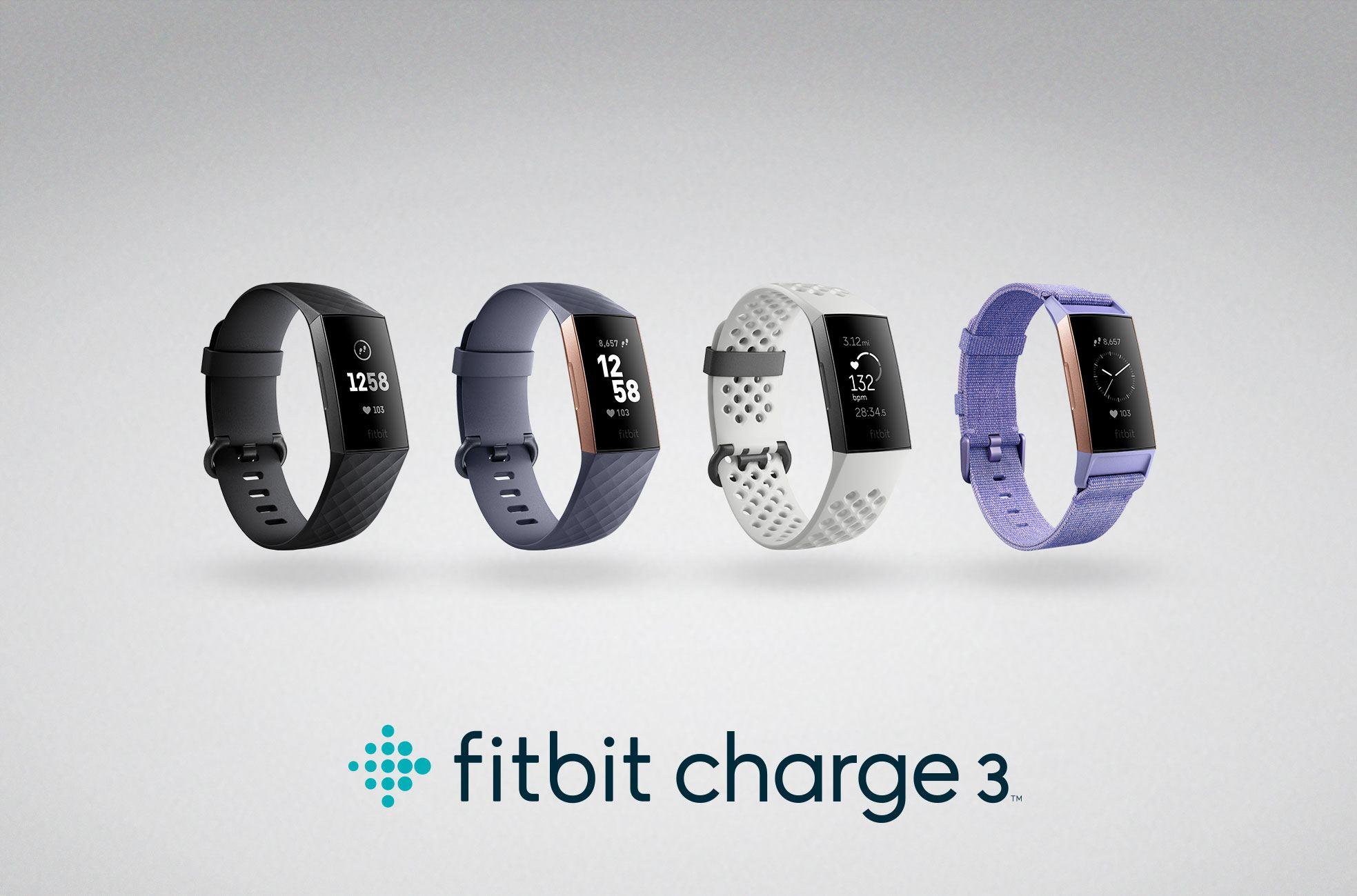 รีวิว Fitbit Charge 3 Fitness tracker พันธุ์อึด 1