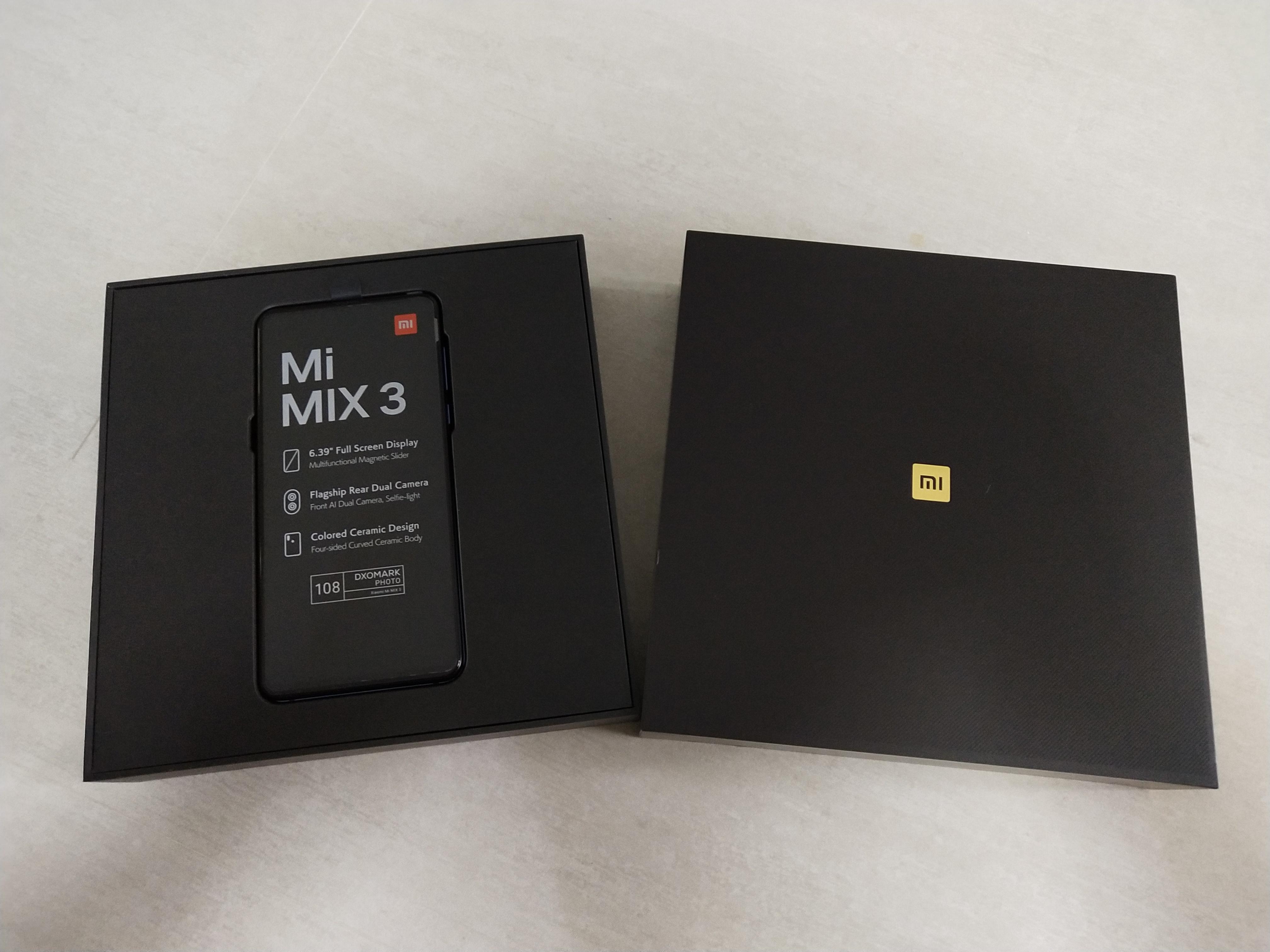 พรีวิว Xiaomi Mi Mix 3 ความประทับใจแรกของผมคือ... 1