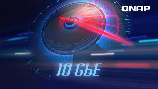 ทำยังไงถึงจะให้ QNAP NAS ได้ประโยชน์จาก 10GbE มากที่สุด? 1