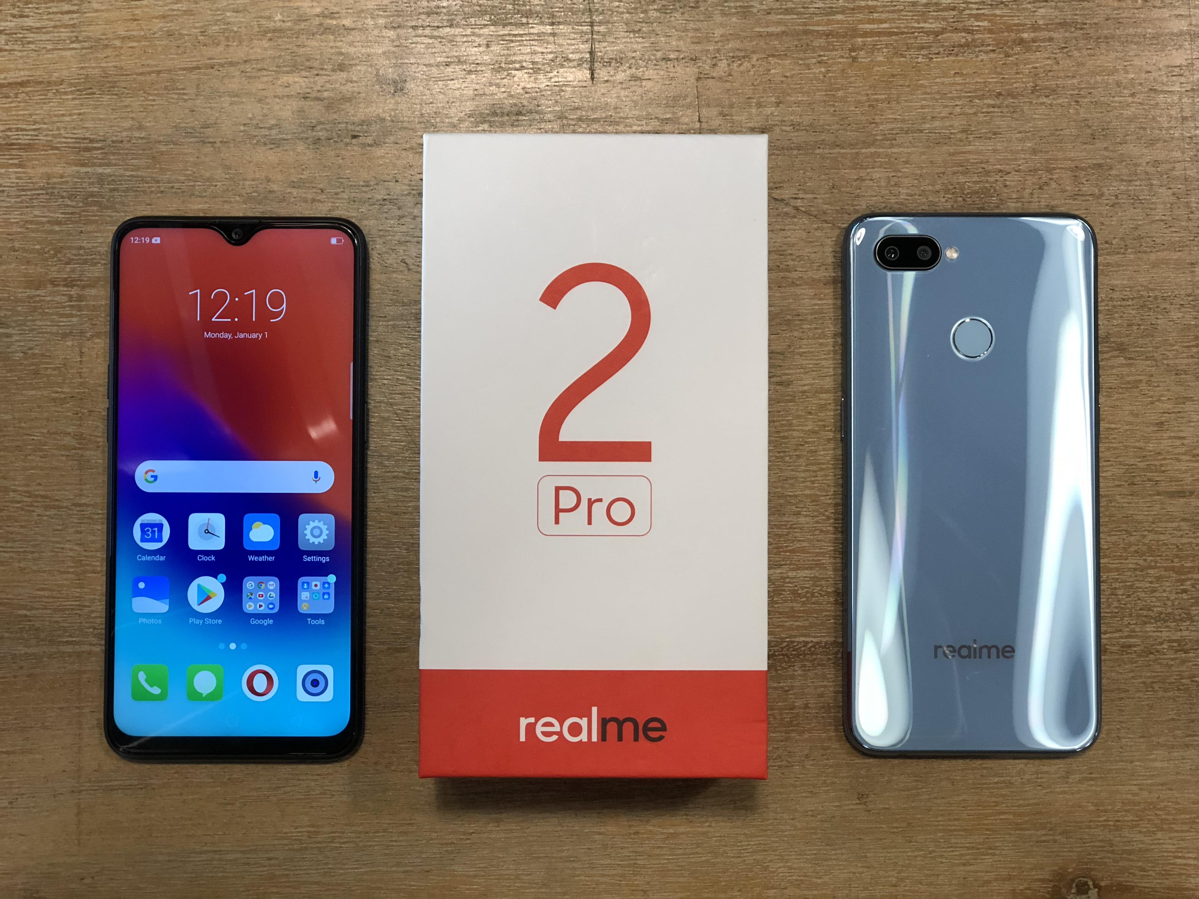 รีวิว RealMe 2 Pro ราคาเล็กๆ สเปกไม่เล็กตาม 1