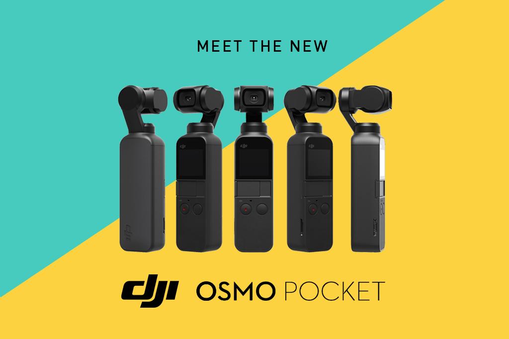 รีวิว DJI Osmo Pocket กล้องกันสั่นพร้อมพกพา 1