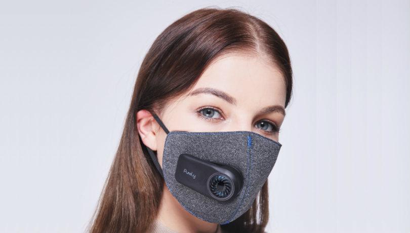 รีวิว Xiaomi Purely Anti-pollution Mask หน้ากากกรองฝุ่นติดพัดลม 1