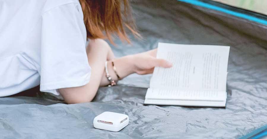 รีวิว Xiaomi ZMI Portable Mosquito Repellent เครื่องไล่ยุงขนาดพกพาติดตัว 1