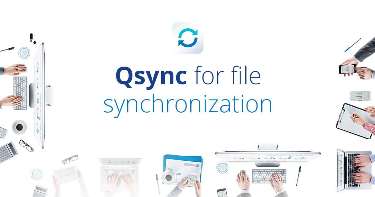 แนวทางการใช้ Qsync บน QNAP NAS ให้เกิดประโยชน์ สำหรับผู้ใช้งานตามบ้าน 1