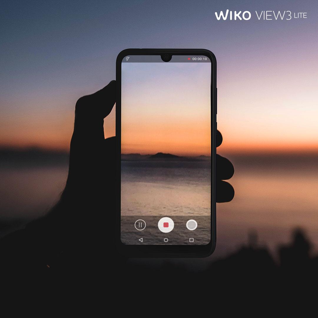 Wiko View3 Lite  กล้องหลังคู่ ฟังก์ชั่นครบ บันเทิงอย่างไร้ขีดจำกัด ในราคาคุ้มค่า 1